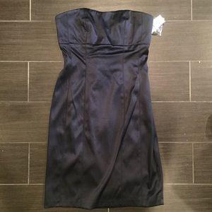Dresses & Skirts - NWT Navy strapless dress 5/6 NWT